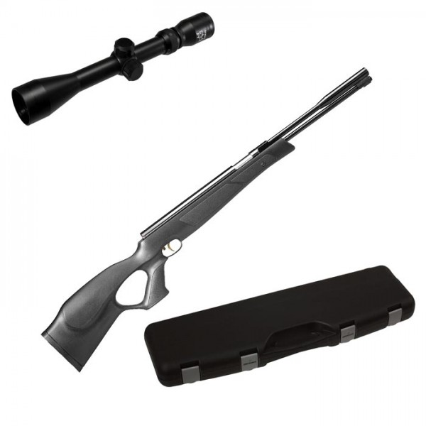 kit carabine a plombs weihrauch hw97 black line armurerie pascal