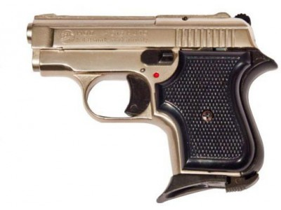 PISTOLET Bruni ME315 chromé cal 8mm PA