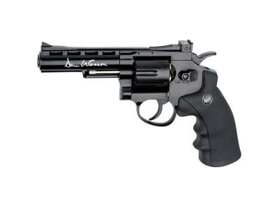 Revolver Dan Wesson bronzé 4 pouces - billes acier 4.5 mm
