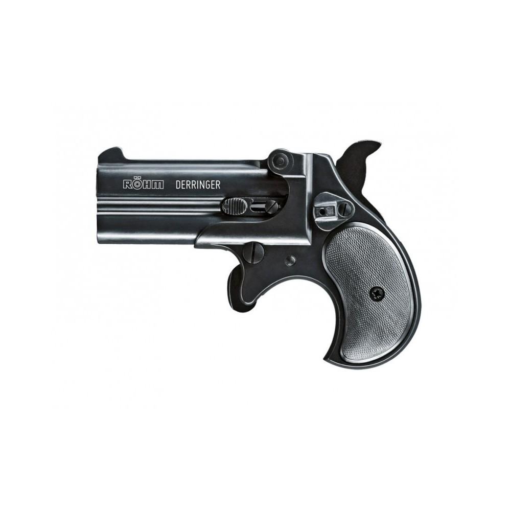 pistolet derringer bronze umarex rohm calibre 9mm r. Black Bedroom Furniture Sets. Home Design Ideas