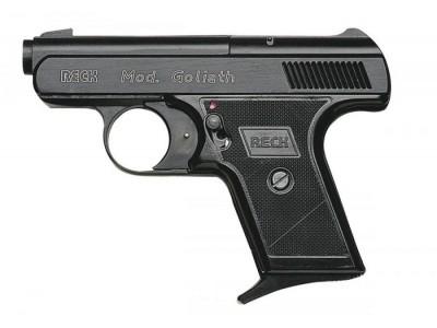 Pistolet...