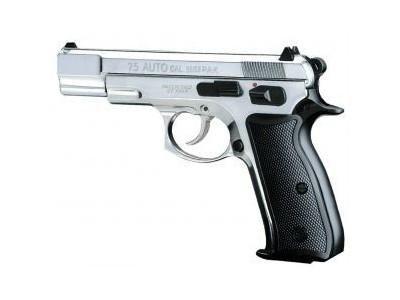 KIMAR / CHIAPPA CZ 75 Auto Nickelé calibre 9mm PA