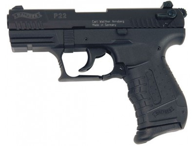 Pistolet WALTHER P22 Bronzé cal.9mm UMAREX