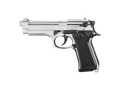 Pistolet KIMAR / CHIAPPA 92 Auto Nickelé Cal.9mm PA
