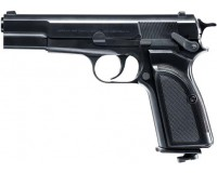 Revolver Browning HI Power Mark III