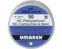 MUNITIONS BLANC CALIBRE 9mm R UMAREX