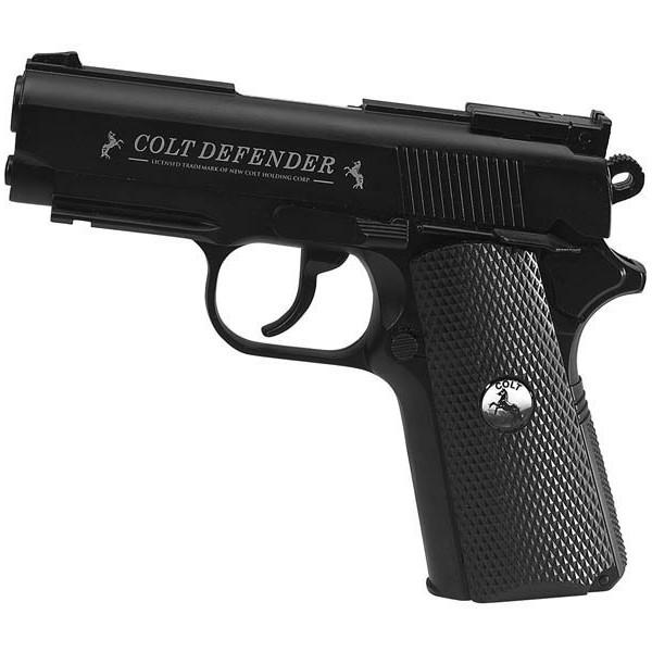 pistolet co2 umarex colt defender cal 4 5mm armurerie pascal paris. Black Bedroom Furniture Sets. Home Design Ideas