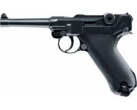 Pistolet Umarex P08 Legends calibre 4.5mm 2,7Joules