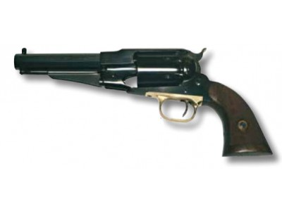 Pietta 1858 Remington sheriff calibre 44 bronzé