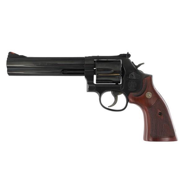 Revolver Smith Amp Wesson Mod 232 Le 586 6 Quot Armurerie Pascal Paris
