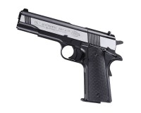 UMAREX GOVERNMENT 1911 A1 DARK OPS CAL 4,5MM (PLOMBS)