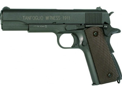 Cybergun SWISS ARMS Witness P1911 4,5mm Full Metal