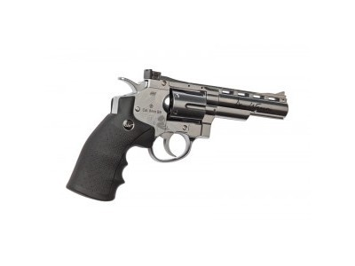 DAN & WESSON 4' CHROME CO2 1,7J - ASG