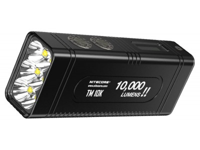 LAMPE TM10K NITECORE