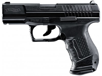 WALTHER P99 DAO BLOWBACK AIRSOFT6mm CO2