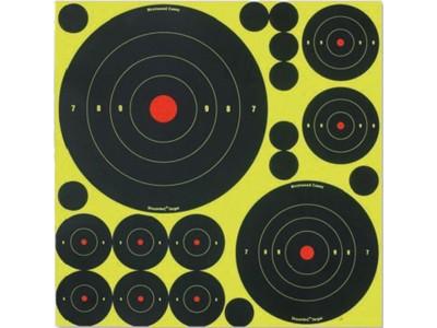 CIBLE Shoot-N-C mix 50 cibles et pastilles