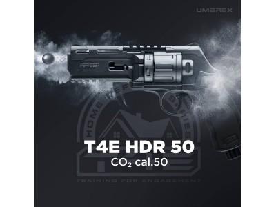 REVOLVER DE DEFENSE UMAREX T4E HDR CAL.50