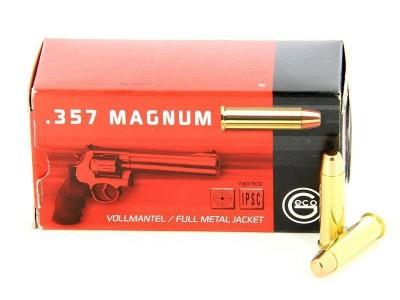 357 FMJ GECO (boîte de 50)