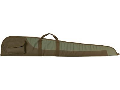 FOURREAU FUSIL MARRON/VERT 120cm