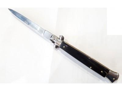 Couteau Automatique Corne 15cm