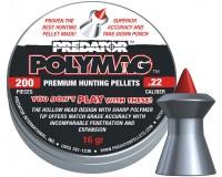 PLOMBS PREDATOR POLYMAG- 5,5mm
