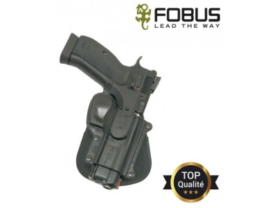 FOBUS Holster fixe CZ 75 / SP01