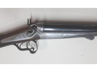 Fusil juxtaposé cal. 24
