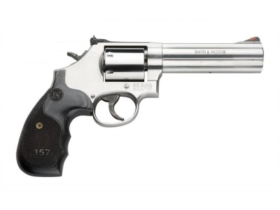 REVOLVER SMITH & WESSON 686 3-5-7 MAGNUM INOX 5""