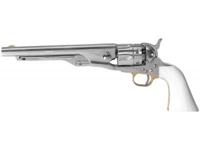 REVOLVER PIETTA ARMY 1860 ACIER POLI Cal. 44