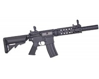 COLT M4 SILENT OPS FULL METAL BLACK