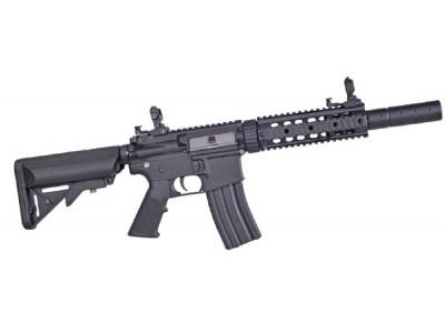 COLT M4 SILENT OPS FULL METAL BLACK