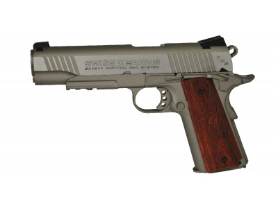 SWISS ARMS 1911 TACTICAL RAIL