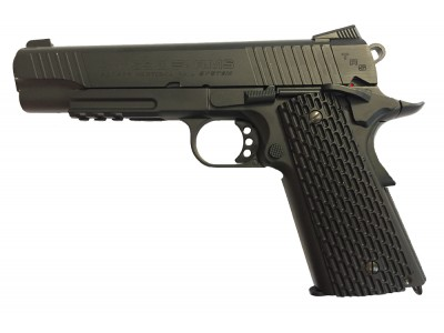 SWISS ARMS SA1911 TACTICAL RAIL BLACK