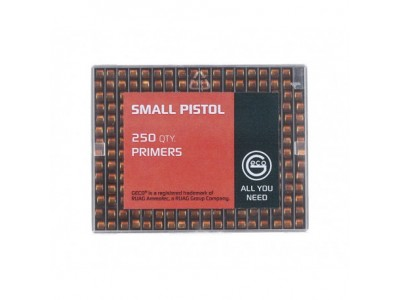 AMORCES SMALL PISTOL - GECO