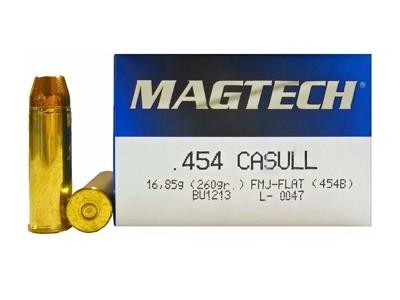 454 CASULL FMJ MAGTECH