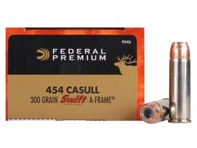 454 CASULL SWIFT JHP FEDERAL