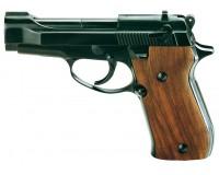 Pistolet WEIHRAUCH HW94 grip bois 9 M/M REVOLVER