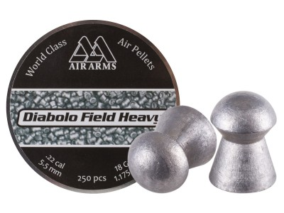 PLOMBS 5.5 AIR ARMS Diabolo Field Heavy