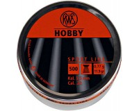 PLOMBS 5.5 RWS HOBBY 0.77g