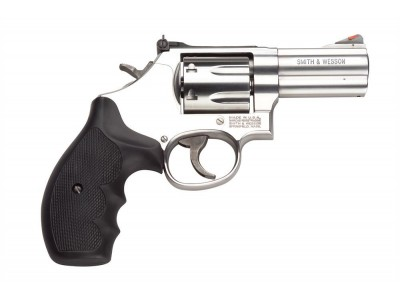 "SMITH & WESSON 686 PLUS INOX 3"" CAL.357 MAG"