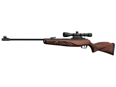 CARABINE GAMO GRIZZLY 1250 36J 5.5mm + LUNETTE 3-9x40