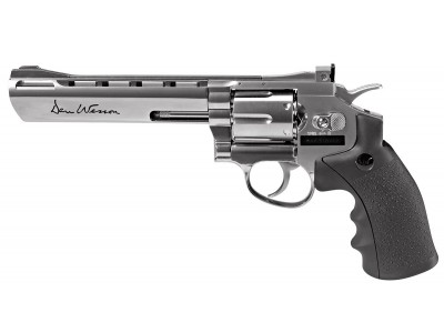 "DAN WESSON ASG 6"" Chromé"