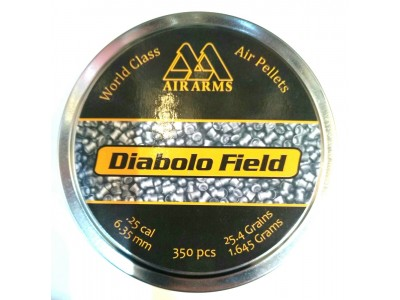 PLOMBS 6.35 AIR ARMS Diabolo Field