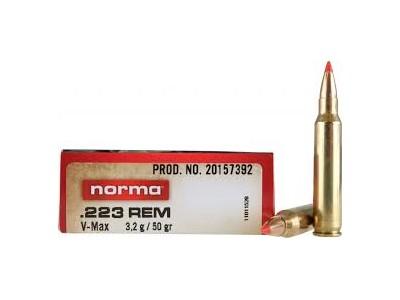 223 REM V-MAX NORMA