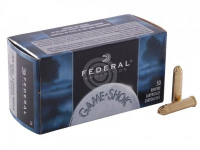 22LR FEDERAL BIRD SHOT GRENAILLE N°12 (boîte de 50)