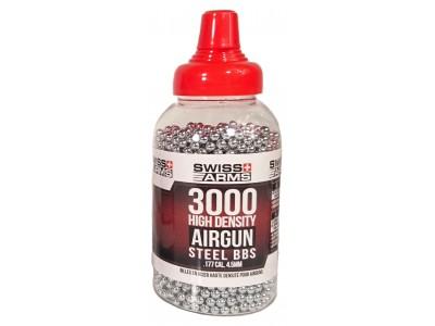 Bidon de 3000 billes acier 4.5mm