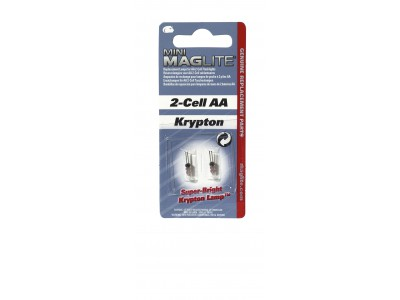 Ampoule lampe Maglite combo pack AA