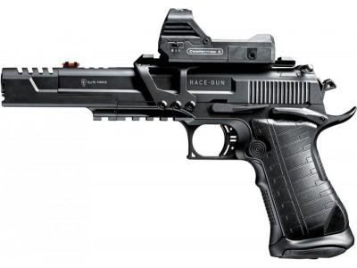 PACK UMAREX RACEGUN IPSC BLOWBACK 4.5mm  AVEC POINT ROUGE
