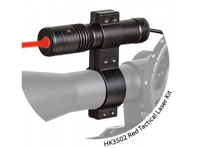 KIT LASER TACTICAL ROUGE HAWKE