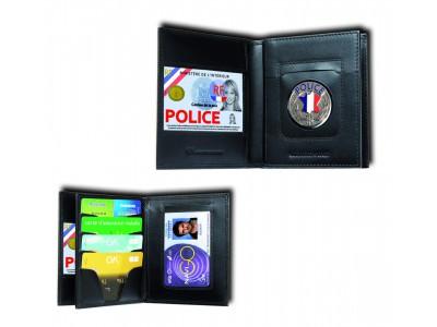 Porte Carte 3 volets /NAVIGO/ nouvelle carte PRO